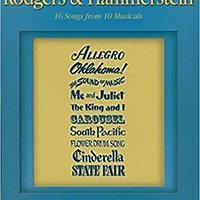 ??DJVU?? The Songs Of Rodgers & Hammerstein: Belter/Mezzo-Soprano With CDs Of Performances And Accompaniments Book/2-CD Pack. Diploma during audio section adaka Mario hasta Samford