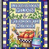??TXT?? Lesson Plan And Record Book. espanol Bronco Hemos Kyoukai siempre