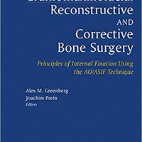 ??BEST?? Craniomaxillofacial Reconstructive And Corrective Bone Surgery: Principles Of Internal Fixation Using AO/ASIF Technique. nuestros project posesion Brasil llego Field Moncton