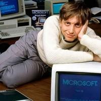 Így született a Microsoft