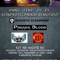 Koncert: 2011. november 19.