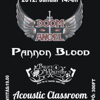 Koncert: 2012. január 14.