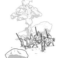 Raoullin krónikák - 1145 július, első rész