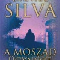 Daniel Silva - A Moszad ügynöke