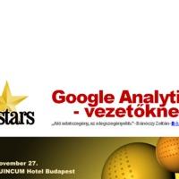 Google Analytics - vezetőknek