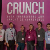 Crunch Conference 2018 - Mint szakmai tükör