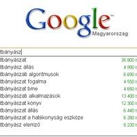 Adatbányászkodás a Google keresési adataiban