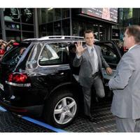 Bourne Ultimátum - Főszerepben a Volkswagen