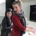 Szexelő kislányok a mosdóban?