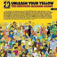 A te karaktered is bekerülhet a Simpson családba!