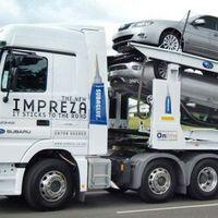 Meghökkentő Subaru-trailer