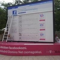 A facebook a Gödörhöz költözött