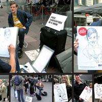 Egy reklám, amiért sorban állnak a járókelők
