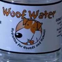 Palackozott ásványvíz kutyáknak