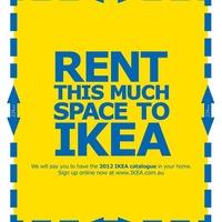 Az Ikea fizet, ha megtartod a katalógusát