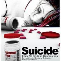 Öngyilkosság - A sötétbe vivő út
