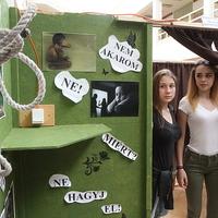Meghökkentő kiállítás nyílt a Ferenczyben