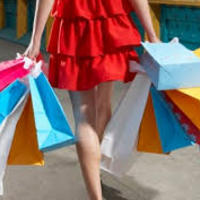 Szenvedélye: a vásárlás...