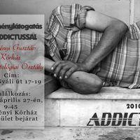 Áprilisi ADDICTUS Program