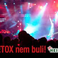 A Detox nem buli!