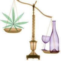 Kannabisszal helyettesíteni az alkoholt?