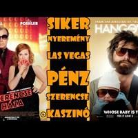 A legjobb szerencsejátékos filmek