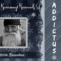 Boldog Karácsonyt Kíván az ADDICTUS Stábja !