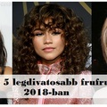 Vágj bele! - avagy 2018 egyik legnagyobb trendje a frufru