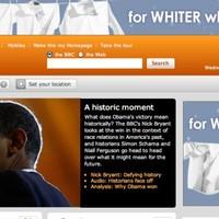 Obama for WHITER whites