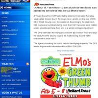 Elmo's weed