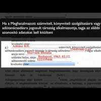 Meghatalmazás nyomtatvány társaságoknak - videós kitöltési útmutató
