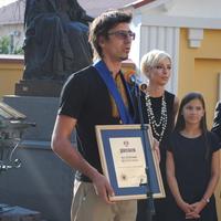 Cukrász kapott kitüntetést Ungváron