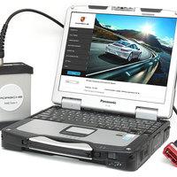 Laptop az autós diagnosztikához