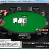 Játssz laptopon online pókert