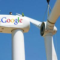 Zöld energiára vált a Google