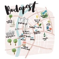 Budapest a laptopon