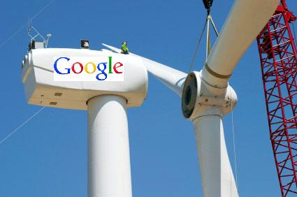 google zold energia