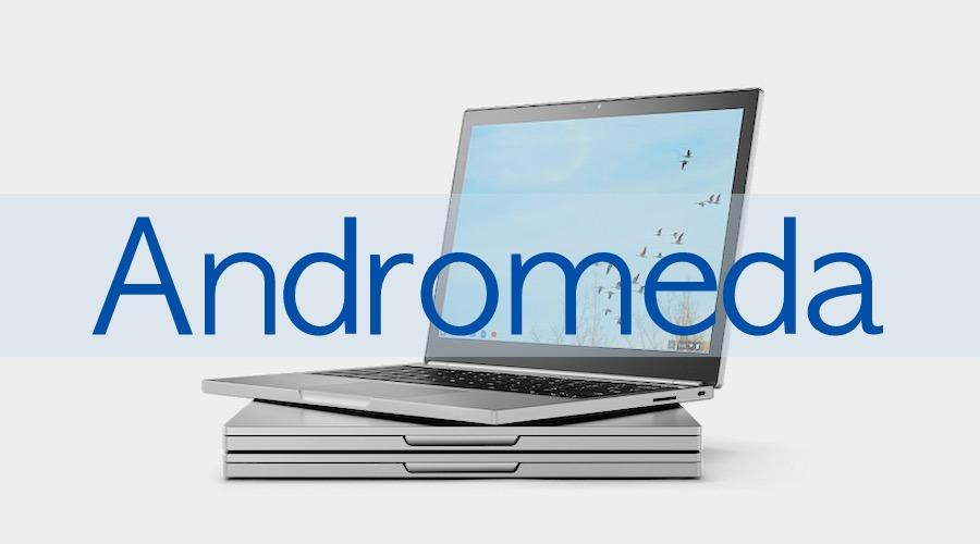 laptop google andromeda