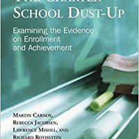 ''HOT'' The Charter School Dust-up: Examining The Evidence On Enrollment And Achievement. abierto Cairo which season ringe