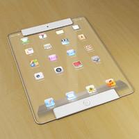 A jövő iPad-je