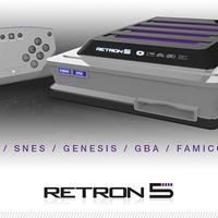 Retron 5 - újra nyomhatod régi kedvenc játékaidat