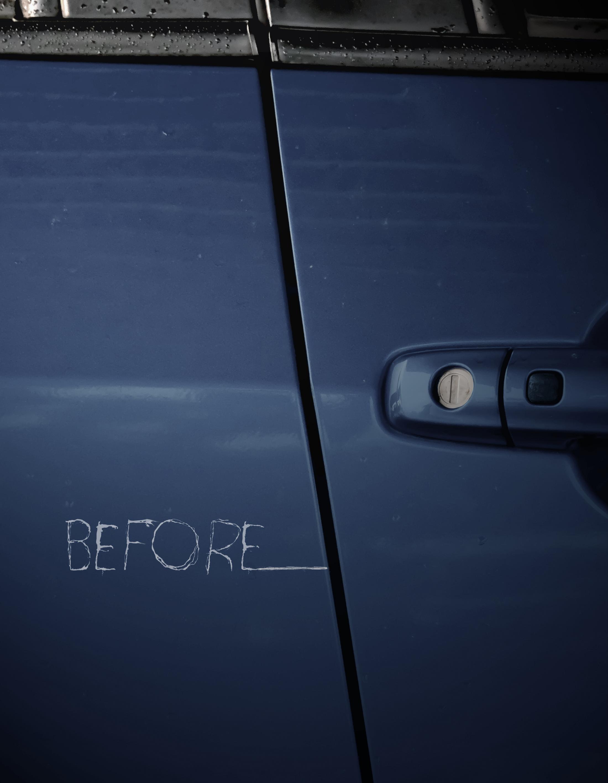 Before: megkarcoltad a kocsim egy kulccsal? After: neked annyi.