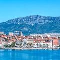 A szomszédos Dalmácia főbb városai és látványosságai