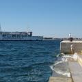 Zadar turistacsalogató látványossága: a tengeri orgona