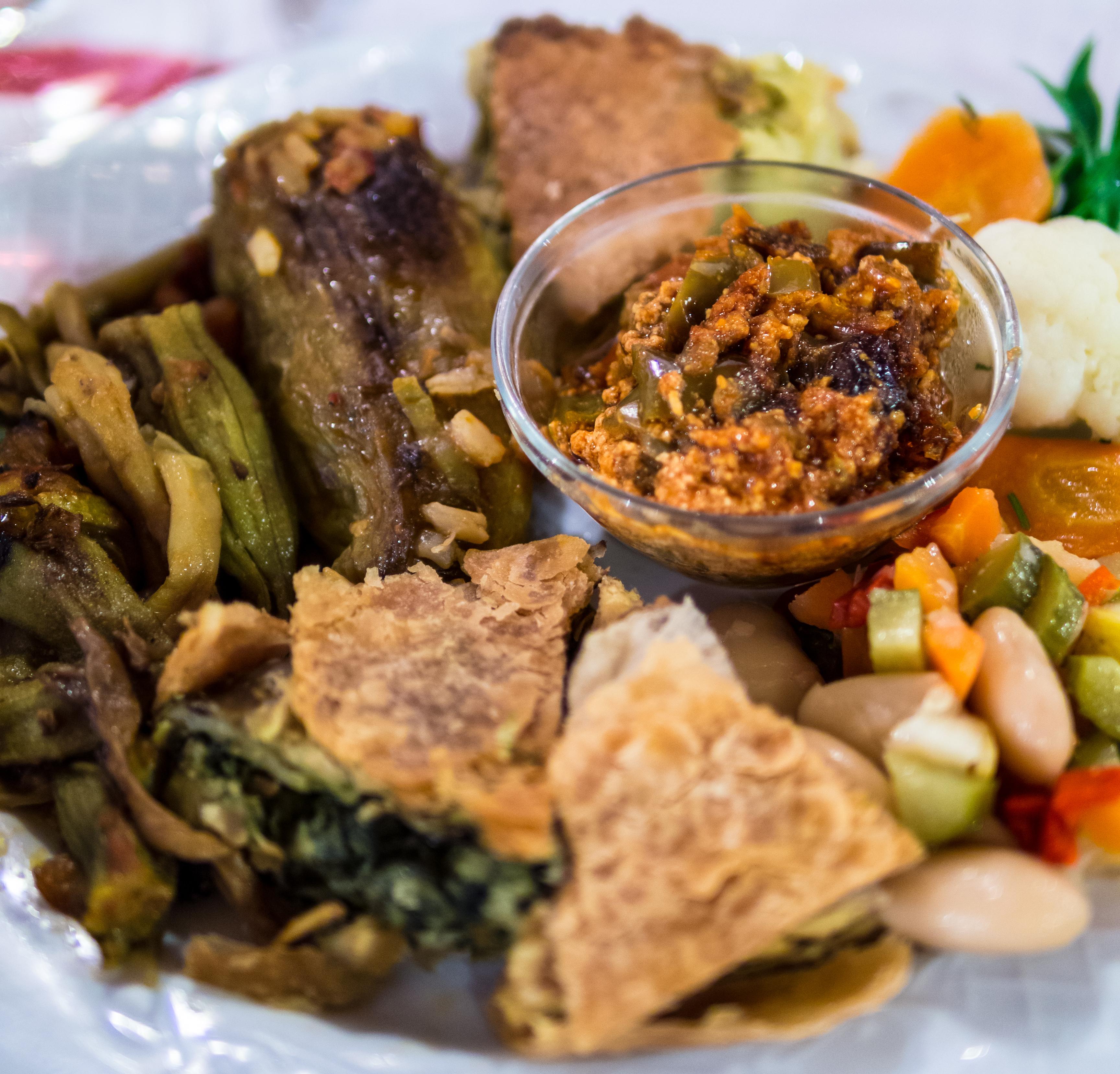 Albán ételkülönlegességek