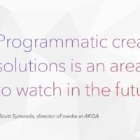 Programozott kreatívok?!