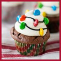 Gyors és egyszerű karácsonyi cupcake
