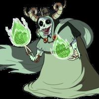 The Lich - A démon