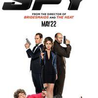 trailer + poszter: spy (2015)
