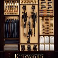 poszter: kingsman - the secret service (2014)